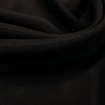 twill tencel noir