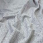poche & demi-lune gris chiné