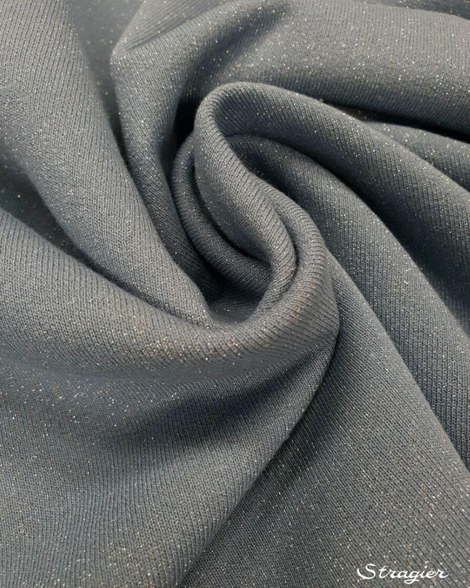 Coton Scintillant bleu nuage