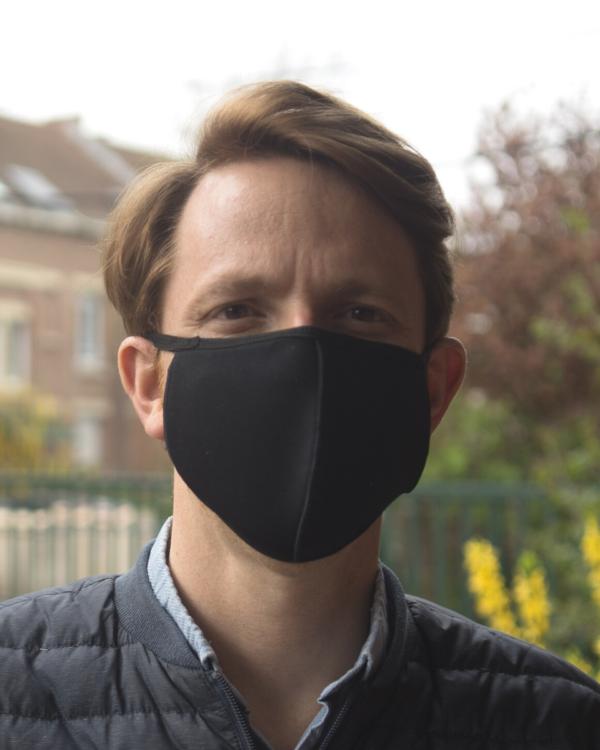 masque barrière Limportant