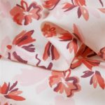 Coton soyeux aloha - corail-rose