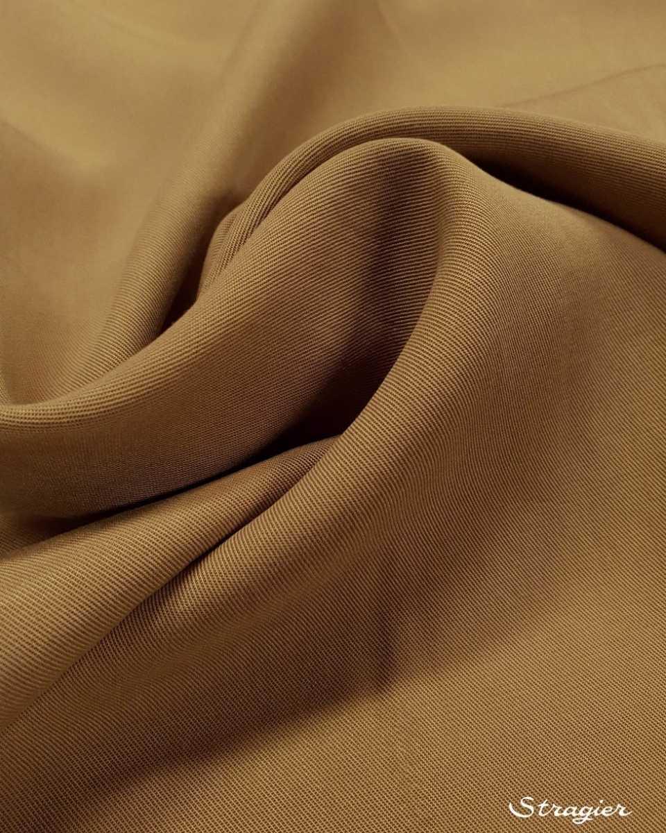 tissu tencel camel