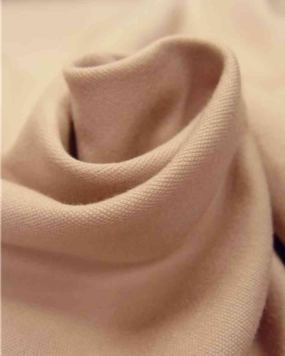 coton maille rose des sables