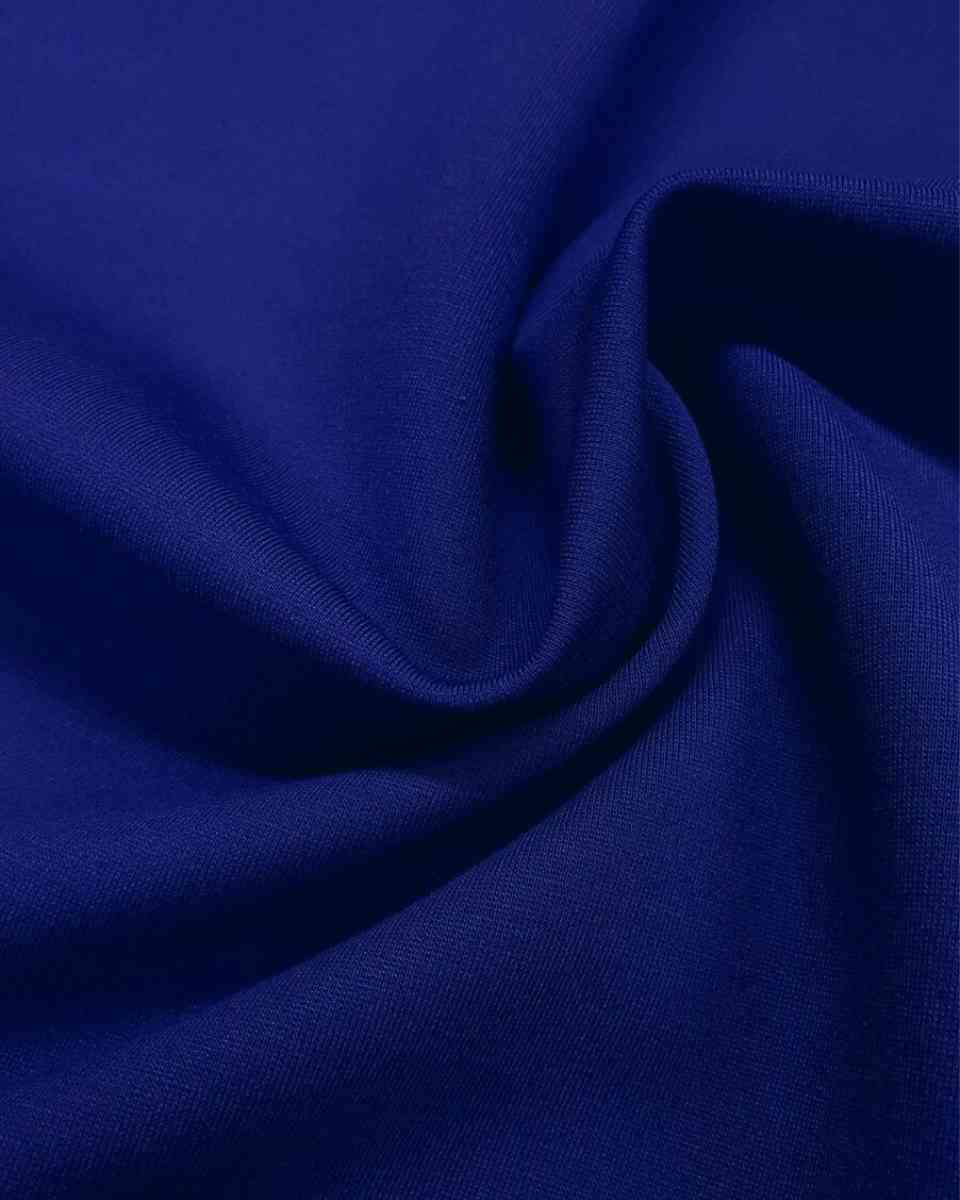 maille milano bleu roi large