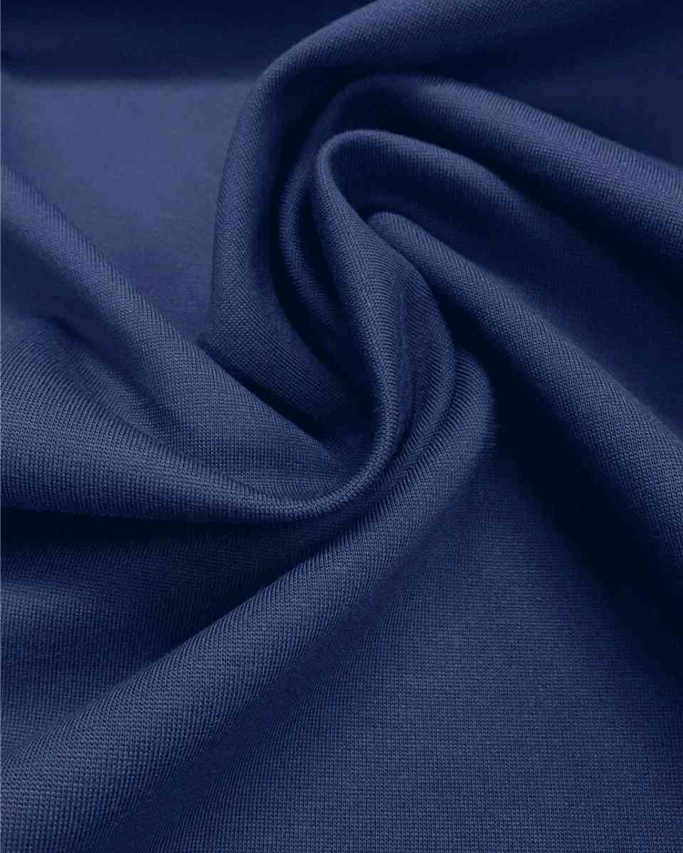 maille milano bleu orage large