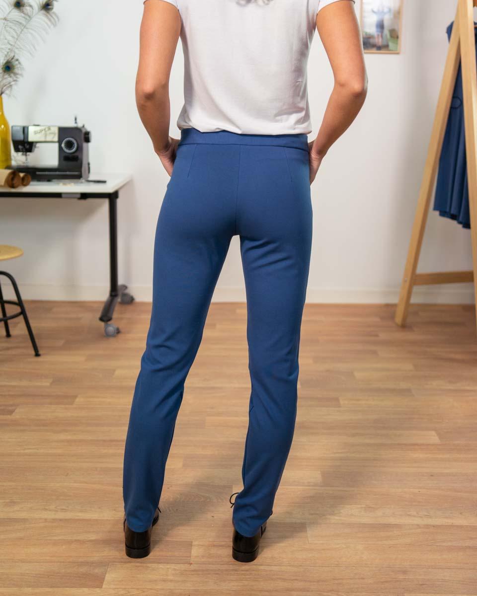 pantalon respect maille milano 4