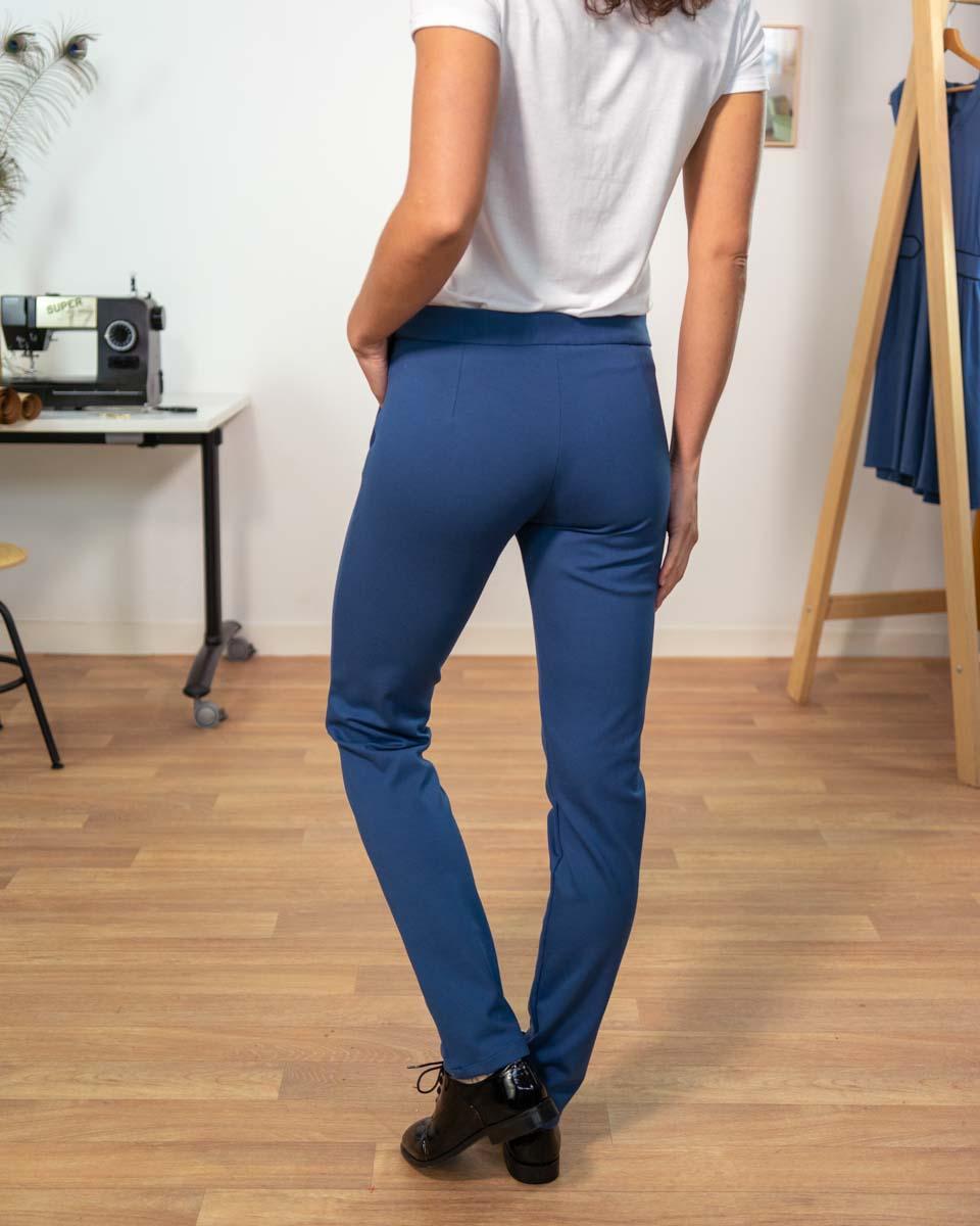 pantalon respect maille milano 5