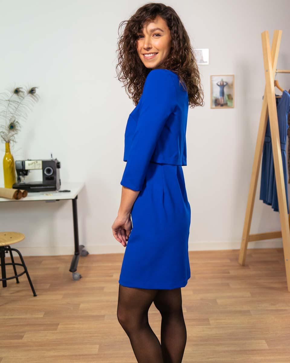 robe la parisienne maille milano 7