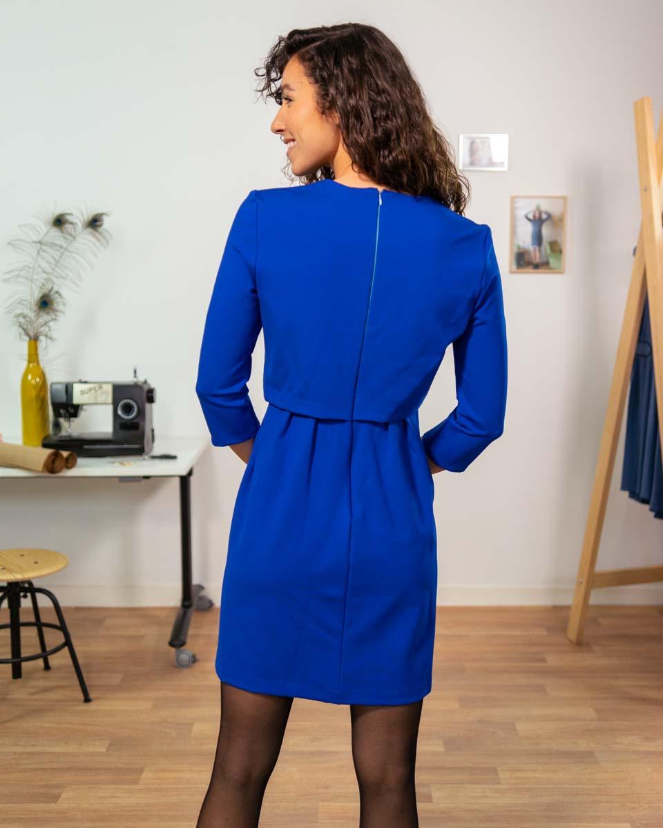 robe la parisienne maille milano 8